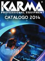 Catalogo KARMA 2014